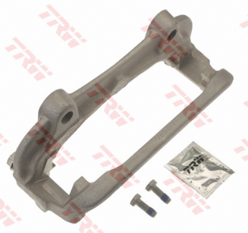 LR051627 RIGHT FRONT BRAKE CALIPER CARRIER TRW BDA1173 FROM VIN EA000001 & L494 RRS